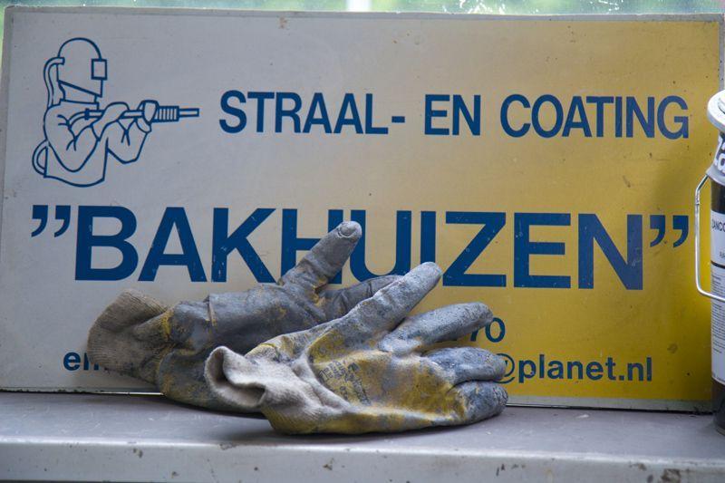 Straal- en coatingsbedrijf Bakhuizen